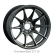 XXR 527 Chromium Black